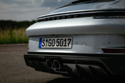 2021 Porsche 911 ( 992 ) GT3 with Touring package 103