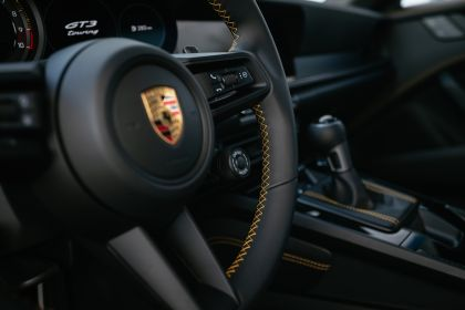 2021 Porsche 911 ( 992 ) GT3 with Touring package 107