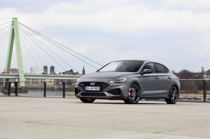 2021 Hyundai i30 Fastback N 1