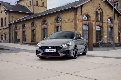 2021 Hyundai i30 Fastback N 9