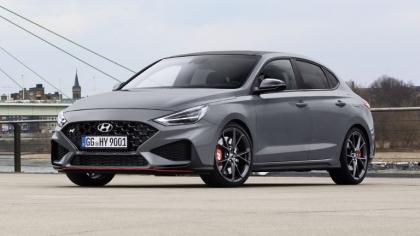 2021 Hyundai i30 Fastback N 7