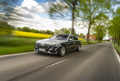 2021 Mercedes-Maybach S 580 4Matic 1