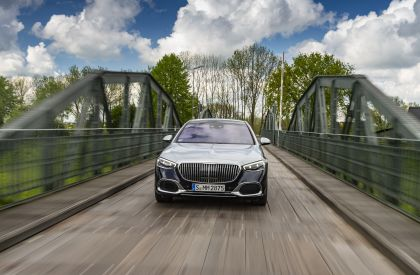 2021 Mercedes-Maybach S 580 4Matic 5
