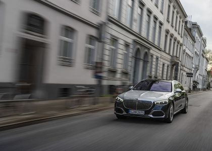 2021 Mercedes-Maybach S 580 4Matic 6