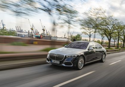 2021 Mercedes-Maybach S 580 4Matic 7
