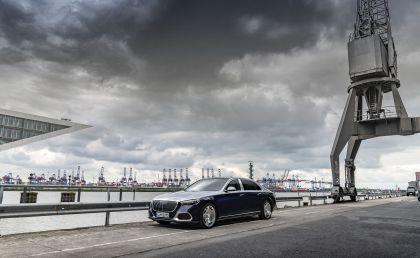 2021 Mercedes-Maybach S 580 4Matic 11
