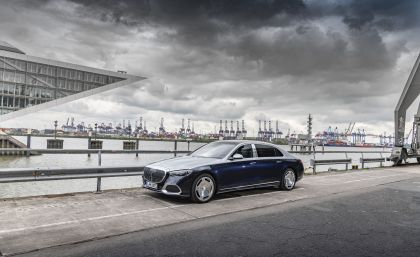 2021 Mercedes-Maybach S 580 4Matic 12