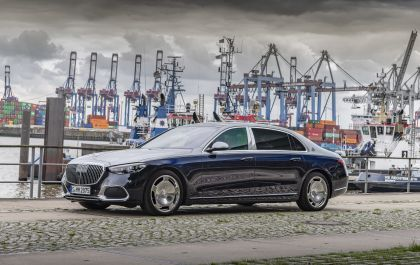 2021 Mercedes-Maybach S 580 4Matic 13