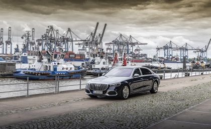 2021 Mercedes-Maybach S 580 4Matic 14