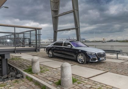 2021 Mercedes-Maybach S 580 4Matic 15