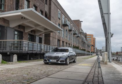 2021 Mercedes-Maybach S 580 4Matic 18