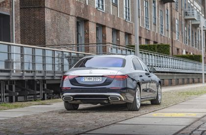 2021 Mercedes-Maybach S 580 4Matic 22
