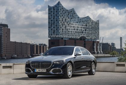 2021 Mercedes-Maybach S 580 4Matic 23