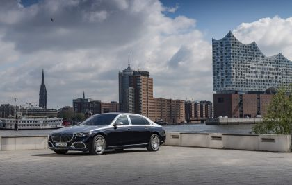 2021 Mercedes-Maybach S 580 4Matic 24