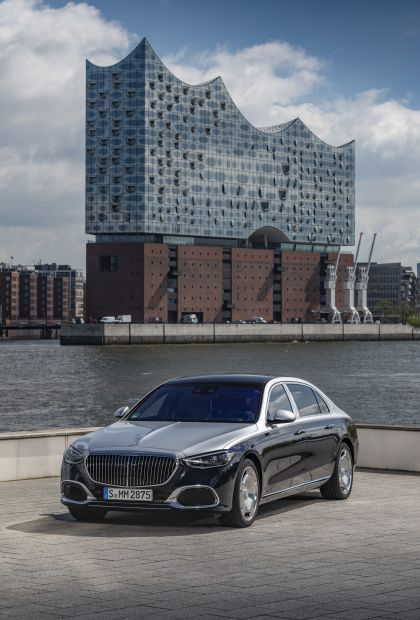 2021 Mercedes-Maybach S 580 4Matic 25