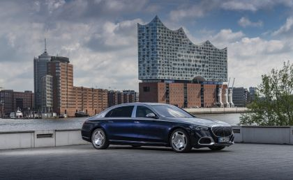 2021 Mercedes-Maybach S 580 4Matic 26