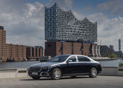 2021 Mercedes-Maybach S 580 4Matic 27