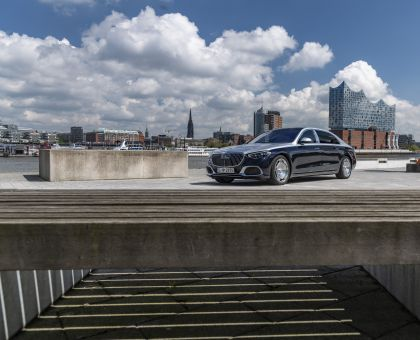 2021 Mercedes-Maybach S 580 4Matic 29