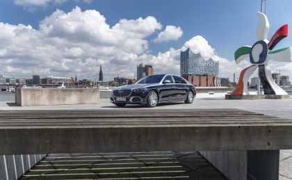 2021 Mercedes-Maybach S 580 4Matic 30