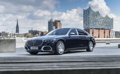 2021 Mercedes-Maybach S 580 4Matic 31