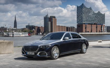 2021 Mercedes-Maybach S 580 4Matic 32