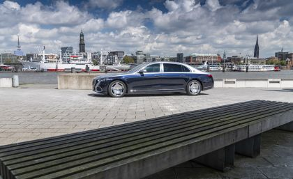 2021 Mercedes-Maybach S 580 4Matic 33