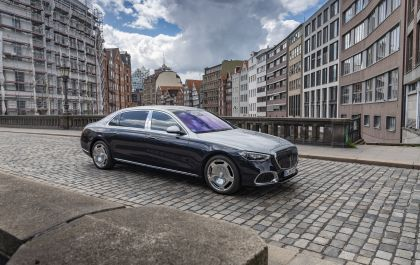 2021 Mercedes-Maybach S 580 4Matic 34