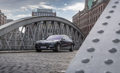 2021 Mercedes-Maybach S 580 4Matic 35