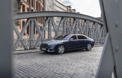 2021 Mercedes-Maybach S 580 4Matic 38