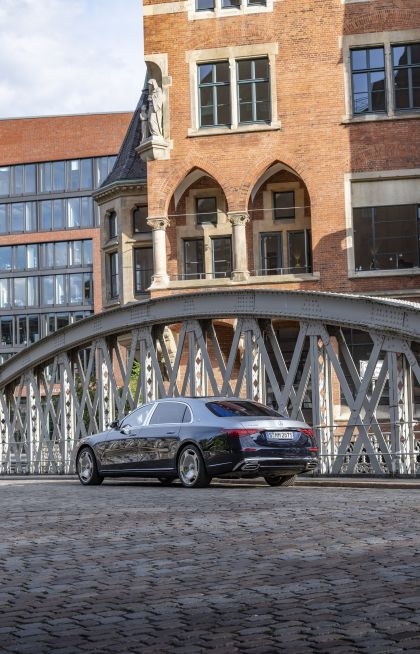 2021 Mercedes-Maybach S 580 4Matic 39