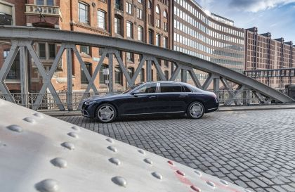 2021 Mercedes-Maybach S 580 4Matic 40