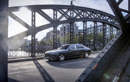 2021 Mercedes-Maybach S 580 4Matic 42