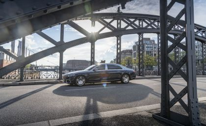 2021 Mercedes-Maybach S 580 4Matic 43