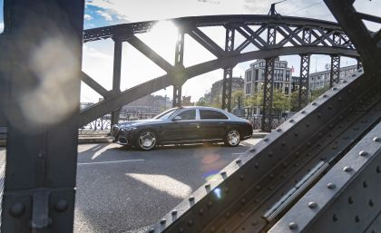 2021 Mercedes-Maybach S 580 4Matic 44