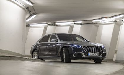 2021 Mercedes-Maybach S 580 4Matic 45