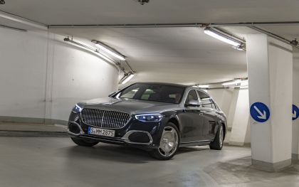 2021 Mercedes-Maybach S 580 4Matic 46