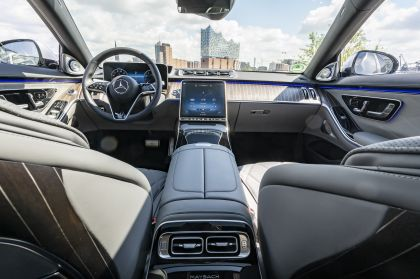 2021 Mercedes-Maybach S 580 4Matic 52