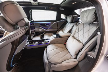 2021 Mercedes-Maybach S 580 4Matic 55