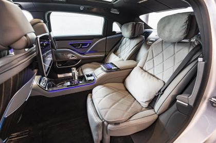 2021 Mercedes-Maybach S 580 4Matic 57