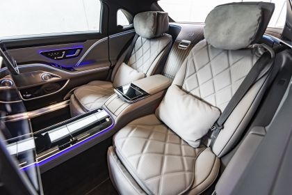 2021 Mercedes-Maybach S 580 4Matic 58