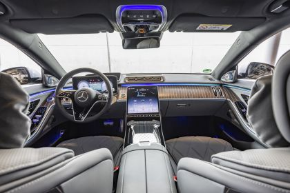 2021 Mercedes-Maybach S 580 4Matic 59