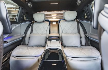 2021 Mercedes-Maybach S 580 4Matic 60