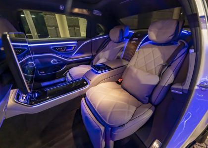 2021 Mercedes-Maybach S 580 4Matic 62