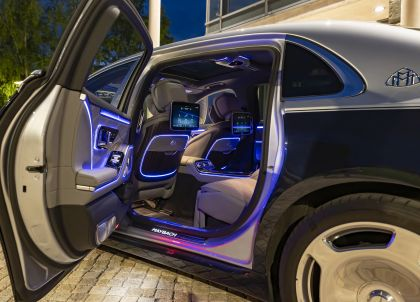 2021 Mercedes-Maybach S 580 4Matic 63