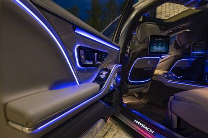 2021 Mercedes-Maybach S 580 4Matic 64