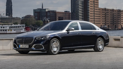 2021 Mercedes-Maybach S 580 4Matic 4