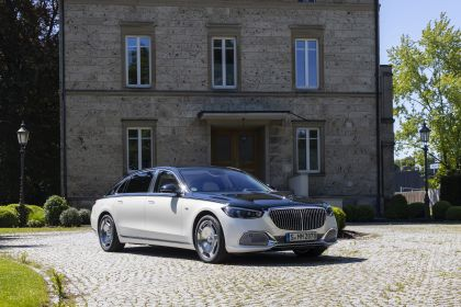 2021 Mercedes-Maybach S 680 4Matic 1