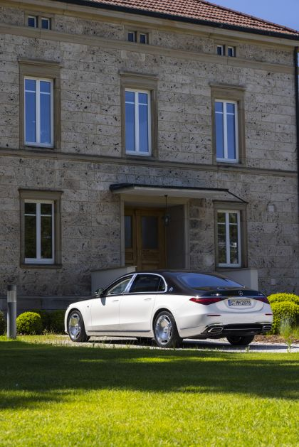 2021 Mercedes-Maybach S 680 4Matic 4