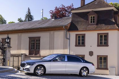 2021 Mercedes-Maybach S 680 4Matic 7