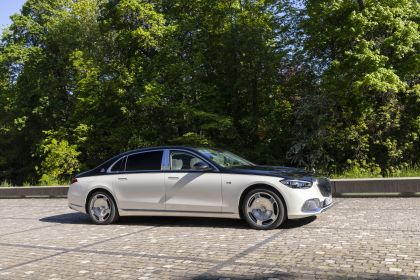 2021 Mercedes-Maybach S 680 4Matic 9